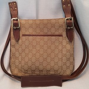 Authentic Gucci Vintage Crossbody Bag